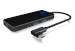 ICY BOX IB-DK4025-CPD USB Type-C™ DockingStation with integrated cable