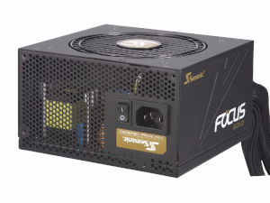 Seasonic FOCUS Gold 750 (SSR-750FM)