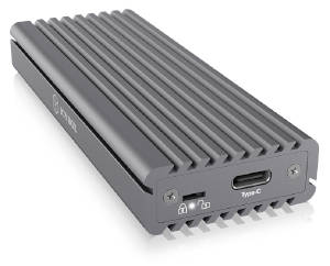 ICY BOX IB-1817M-C31 External Type-C™ enclosure for M.2 NVMe SSD