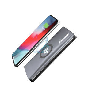 Energizer QE10005CQ_GY Qi Wireless Charging - 10000mAh (Grey)