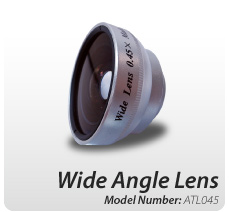 BRINNO Wide Angle Lens ATL045 for TLC200